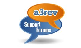 a3rev Support Forum