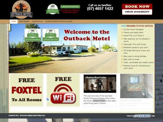 Winton Outback Motel