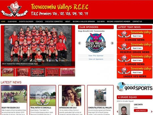 Toowoomba Valleys RLFC