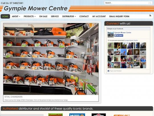 Gympie Mower Centre