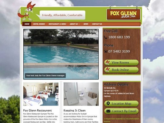 Fox Glenn Motor Inn