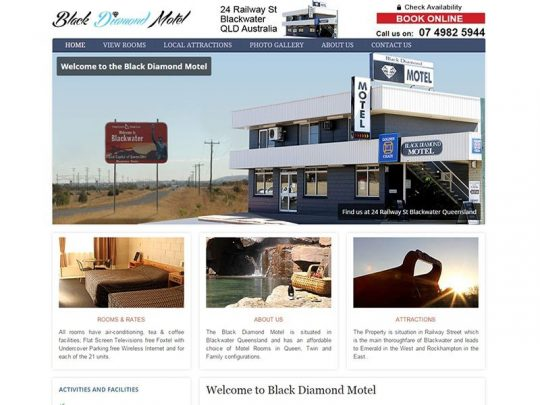 Black Diamond Motel
