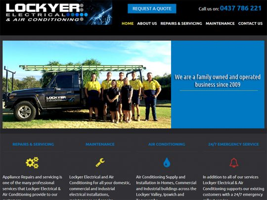 Lockyer Electrical & Air Conditioning