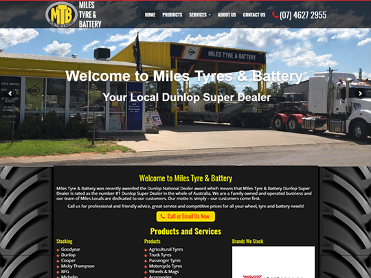 Miles Tyre & Battery